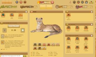Lionzer - Hazte cargo de tus animales de la sabana