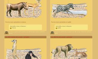 Lionzer - Los desafios de la sabana